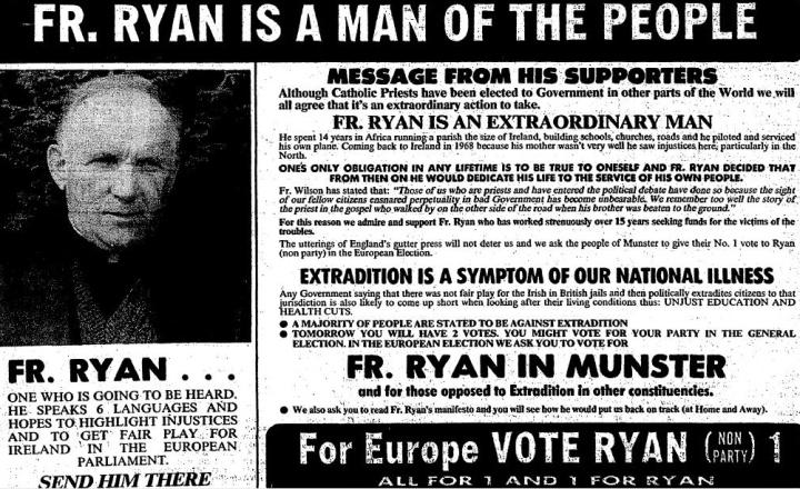 Fr. Patrick Ryan