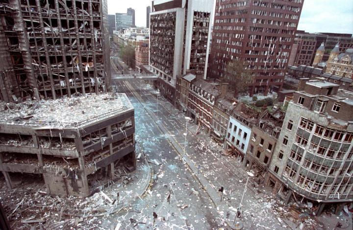 Canary Wharf Bombing
