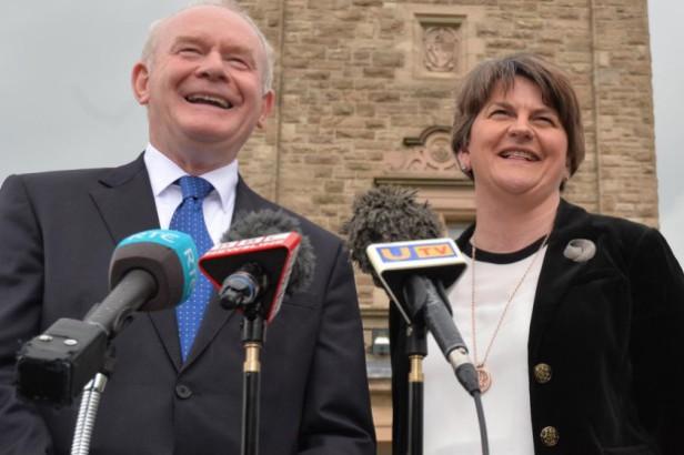 Martin & Arlene
