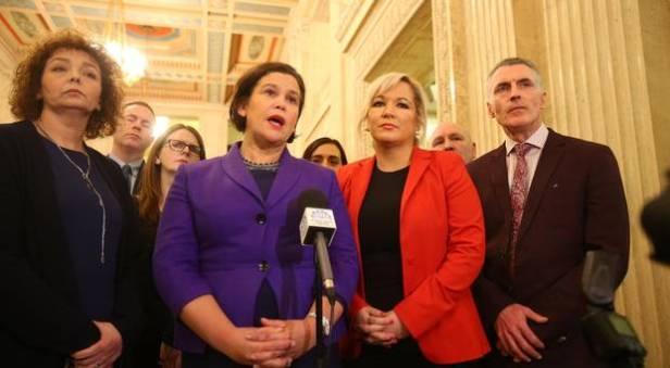 No Questions in Irish Please