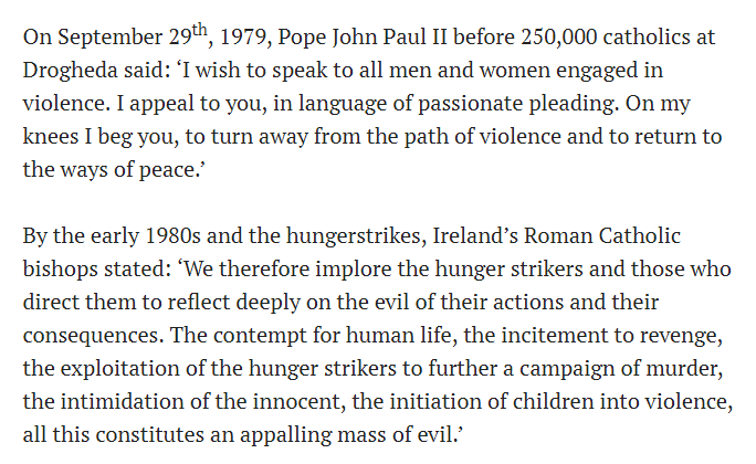 PopeHungerStrikes