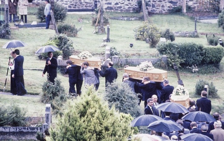 Hanna Family Funeral