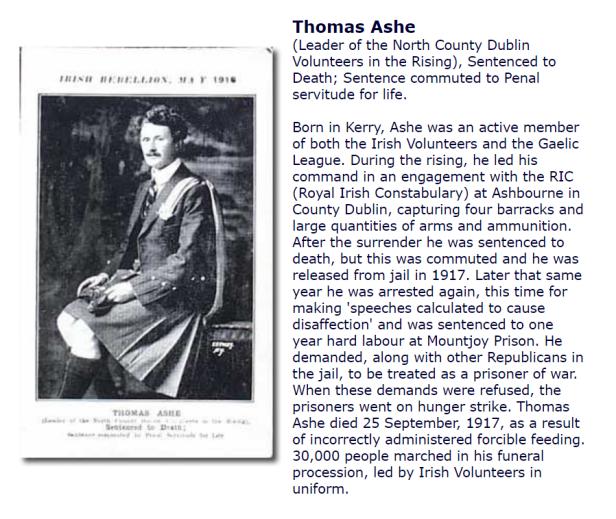 Thomas Ashe Postcard