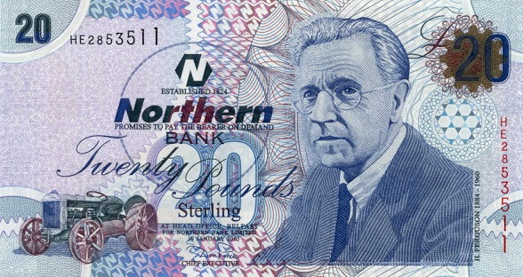 Northern Bank Note